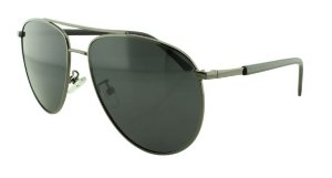 Óculos Solar Masculino Primeira Linha Polarizado P1043 Grafite