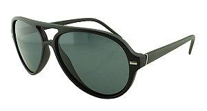 Óculos Solar Unissex Polarizado P6516 Preto