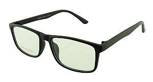 Armação para Óculos de Grau Masculino 45 Preta