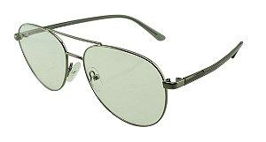 Armação para Óculos de Grau Unissex MJ4072 Prata