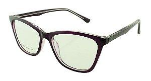 Armação para Óculos de Grau Feminino 28 Roxa
