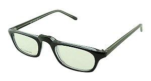 Armação para Óculos de Leitura 01 Preta