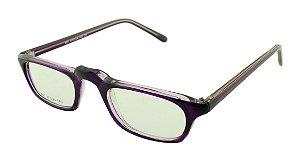 Armação para Óculos de Leitura 01 Roxa