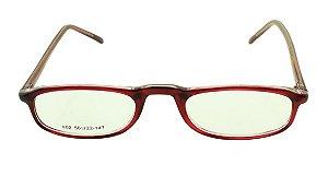 Armação para Óculos de Leitura 02 Vinho