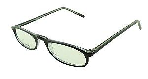 Armação para Óculos de Leitura 02 Preta
