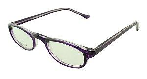 Armação para Óculos de Leitura 03A Roxa