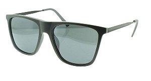 Óculos Solar Masculino Primeira Linha 17966 Cinza