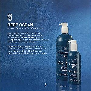 Shampoo Deep Ocean 990ml El Capitán
