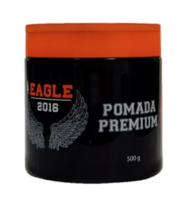 Pomada profissional para cabelo Premium 500g Eagle