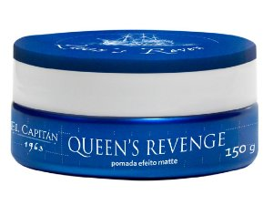 Pomada Queens Revenge 100g El Capitán