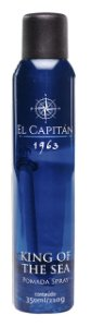 Pomada para cabelo em spray King Of The Sea 350ml El Capitán