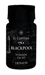Pomada em pó  Blackpool 5g El capitan