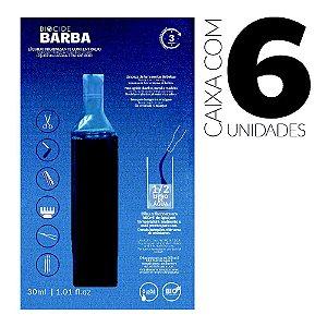 Biocide Barba Líquido Higienizante Concentrado Monodose 30ml - caixa 6 unidades