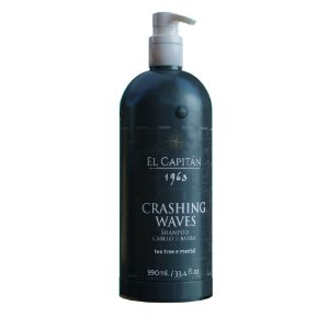 Condicionador masc Crashing Waves 990ml El Capitán