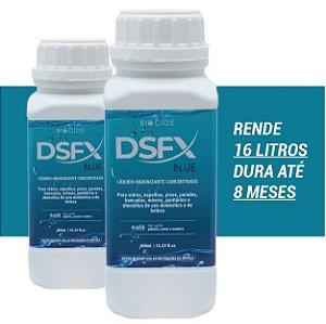 2 DSFX BLUE CONCENTRADO LIMPADOR DESINFETANTE 480ML
