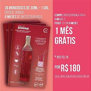 BIOCIDE DONNA 36 MONODOSES DE 30ML = 1,08L  | 9 MESES