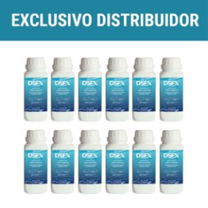 DSFX Blue limpador desinfetante concentrado 480ml - 12 unidades - DISTRIBUIDOR