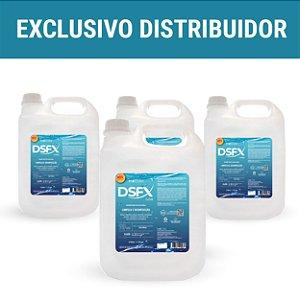 Biocide DSFX CLEAR pronto uso 5L - 4 unidades - DISTRIBUIDOR