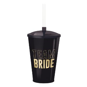 Copo Team Bride Despedida de Solteira c/ 1 unidade