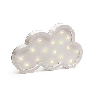 Led Nuvem Branca c/ 1 unidade