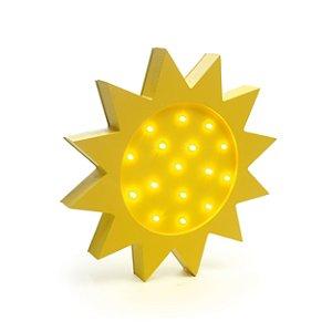 Led Céu Sol c/ 1 unidade