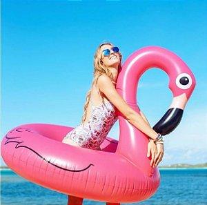 Boia Inflável Flamingo 90cm