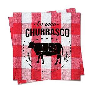 Guardanapo Decoração Festa Churrasco c/ 20 unidades