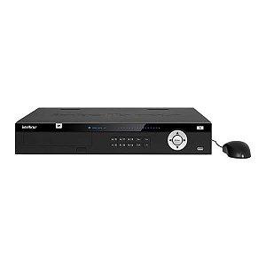 Gravador Dvr Nvd 5016 16ch Ip 4k Intelbras