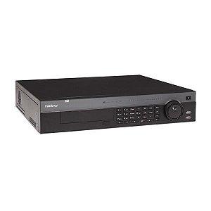 DVR NVD 32CH 7132 IP 4K INTELBRAS