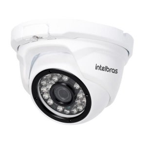 CAMERA DOME IP INTELBRAS VIP 1120 D 1MP 1/4 2.8MM 20 MT G2
