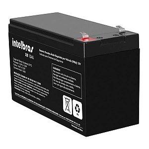 Bateria Recarregável Selada 12v 6ah Vrla  Intelbras Xb12al