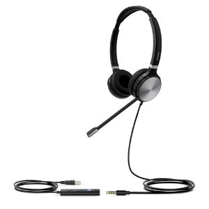 Headset UH36 - USB - Dual