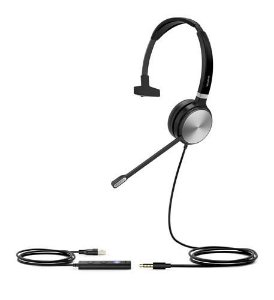Headset UH36 - USB - Mono