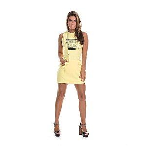 Vestido curto  com capuz  Labellamafia - M