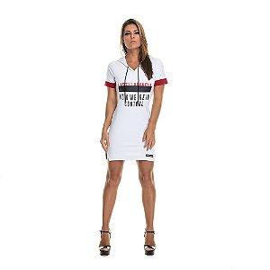 Vestido branco  Labellamafia - M