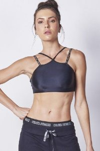 Top Cropped Colcci Fitness - P/ M