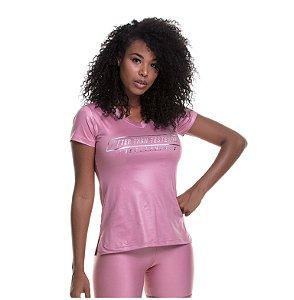 T -Shirt lilás Labellamafia - P