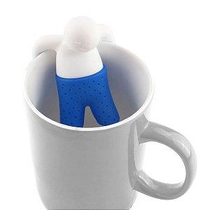 Infusor de Chá - Mr. Tea - Azul