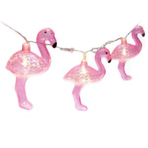 Cordão de Luz - Flamingo
