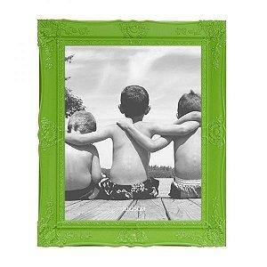 Porta-retrato Provençal Verde 20x25cm