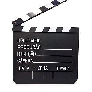 Claquete de Cinema MDF