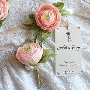 Flor de Lapela - Bouttoniere