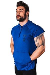 Casaco Treino Iron Azul Royal