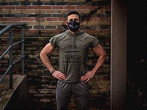 Casaco Iron Fitness Verde Militar