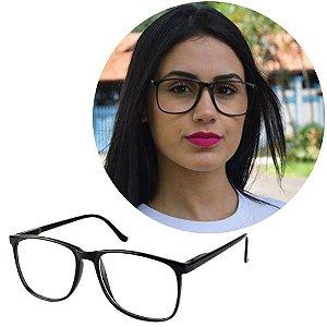 8eb152d97 Armação Óculos Grau Feminino Masculino Unissex
