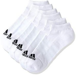 kit 3 Meias Adidas Liner Cushion TAMANHO: 35 ao 38