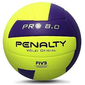 Bola Vôlei Penalty 8.0 Pro Aprovação FIBV