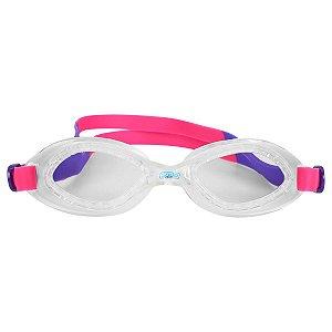 Óculos Speedo Legend - Azul e Pink