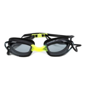 Óculos Speedo Mariner - Preto e Amarelo