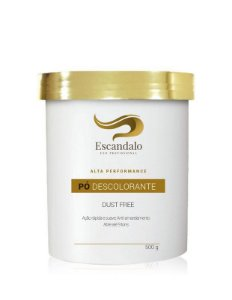 Pó Descolorante Dust Free 500g